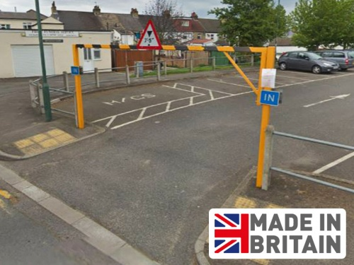 Economy Single Leaf Height Barrier (3Ð7m widths)