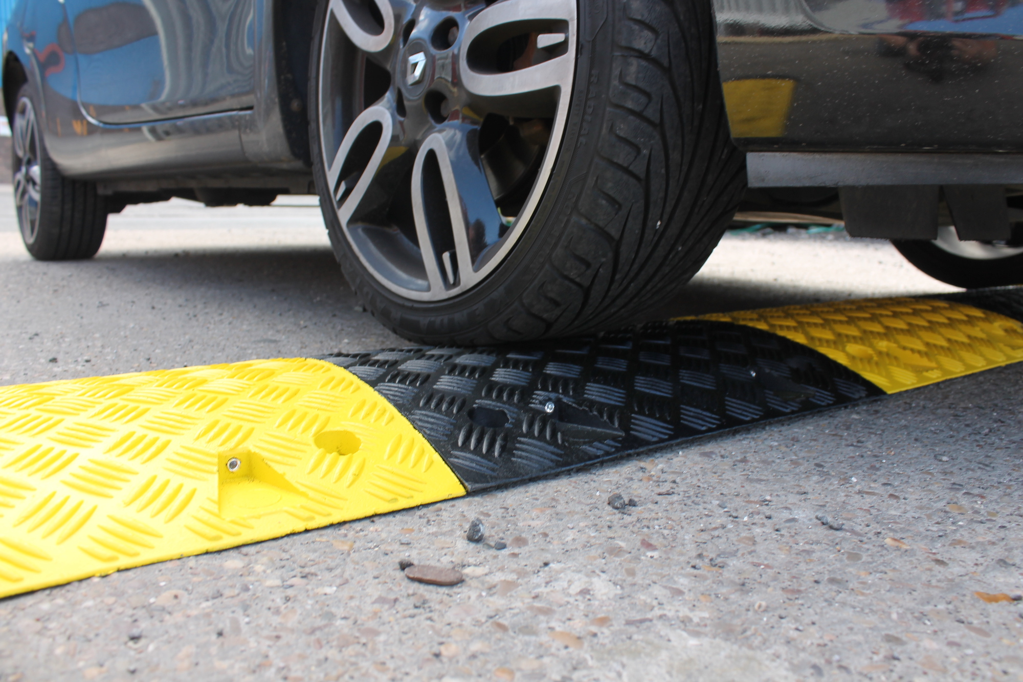 Flow Plates launches new speed bump